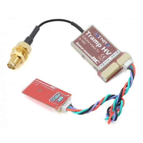 Video Transmisor ImmersionRC Tramp HV 600mW