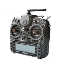 Radio Frsky 2,4G 16CH Taranis X9D Plus EDICIÓN ESPECIAL modelo Fibra de Carbono
