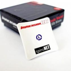 Antena Parche Polarizado Circular Izquierdo(LEFT) Immersion SpiroNet 8dBi LHCP