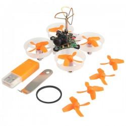 Dron Competición C/cámara Eachine + 2 Baterias De Regalo