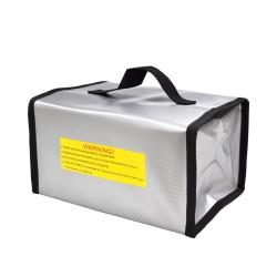 Bolsa Portátil de Seguridad Retardante Baterías de Lipo