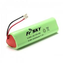 Batería de repuesto Original para Radiocontrol Frsky Taranis X9D Plus 7.2v 2000 mAh
